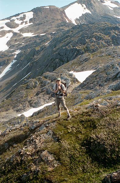 micheal-hiking